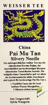Pai Mu Tan Silvery Needle