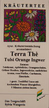 Terra Thé Tulsi Orange Ingwer