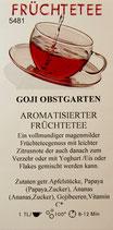 Goji Obstgarten