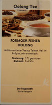 Formosa feiner Oolong