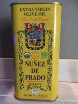 Nuñez de Prado Olijfolie blik 1 liter