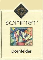 Dornfelder Rotwein