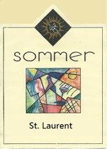 Saint Laurent Rotwein