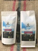 Finca La Esperanza, Einzelfarmkaffee, Sierra Nevada, Kolumbien