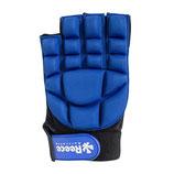 Comfort Half Finger - Blau