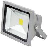 LED - Außenstrahler mit Bewegungsmelder
