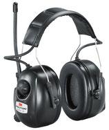 Gehörschutz mit Stereoradio Peltor XP