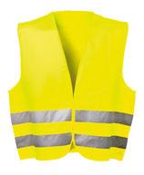 Polyester Warnschutzweste