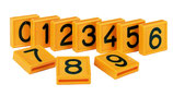 Nummernblock (10 Stück)