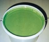 Silo-Wandanstrich, grün