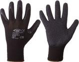 Strong Hand - Schrumpf - Latex Feinstrick Handschuh