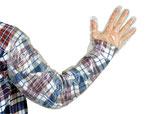 Geburts- Einmalhandschuhe (90 cm)