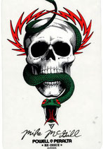 Powell Peralta McGill Sticker