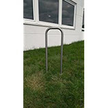 Bicycle leaning bar 310mm wide