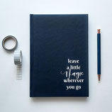 Notebook (blauschwarz)