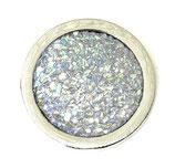 """Coin """"Silver Glitter"""""""