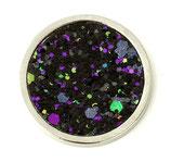 "Coin ""Black Glitter"""
