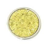 "Coin ""Yellow Glitter"""