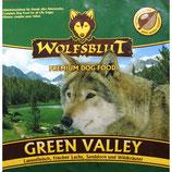 Wolfsblut Green Valley mit Lamm und Lachs 15kg