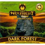 Wolfsblut Dark Forest mit Wildfleisch und Süßkartoffeln 7.5kg und 15kg