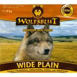 Wolfsblut Wide Plain mit Pferdefleisch und Süßkartoffeln 7.5kg und 15kg
