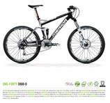 MERIDA One-Forty Carbon 3000D 2011