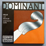 Cellostrenger Tomastik Infeld Vienna - Dominant sett synthetic core medium