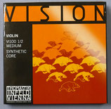 Fiolinstrenger Tomastik Infeld Vienna - Vision 1/2 sett synthetic core medium