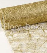Sizoweb 60cm Farbe 1800 Gold