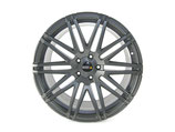 TWIN-MONOTUBE FELGE 9X20 ZOLL IN GUNMETAL, DEEP CONCAVE
