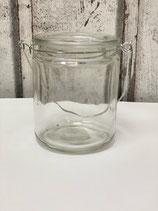 Kerzenglas mit Henkel