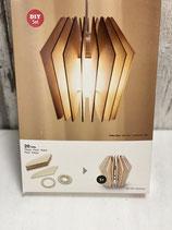 Lamellenlampe Bausatz