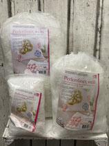 Perlenfaser 100% Polyester verschiedene Größen