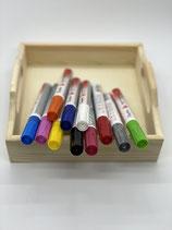 Acrylmarker 2-4mm versch. Farben