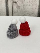 Strick - Mütze versch. Farben