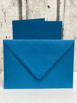 Umschlag  für Karte A5 verschiedene Farben