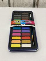 Aquarellkasten mit 24 Farben
