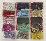 Holzkugeln lackiert 8mm verschiedene Farben