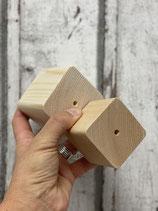 Holz-Sockel verschiedene