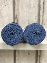 Makramee-Garn blau verschiedene Stärken