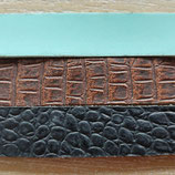 Mint Leather - Rose
