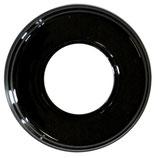 Cornice porcellana nera