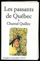 Les passants de Québec