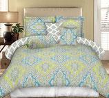 Santorini Queen Comforter Set
