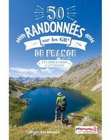 50 randonnées sur les GR® de France