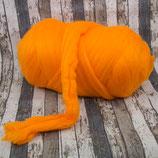 Vegane Wolle Orange 4kg