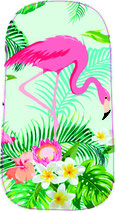 "NEU: Dexcom Sticker ""Flamingo"""