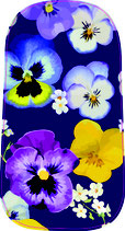 "NEU: Dexcom Sticker ""Sweet Violet"""