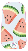 "Dexcom Sticker ""Melon"""