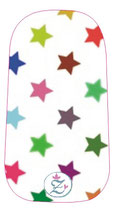 "Dexcom Sticker ""Stars"""
